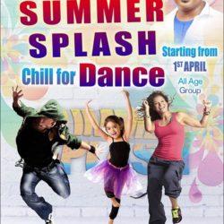 Summer Splash Chill for Dance – SatyasDzone