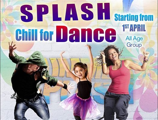 Summer Splash Chill for Dance – SatyasDzone