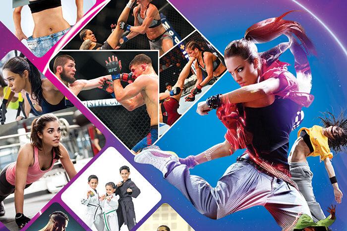 gymnastics – kickboxing – karate – Parkour