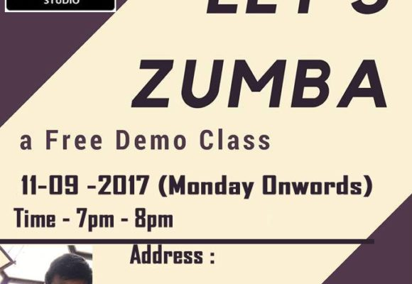 Zumba Classes – September