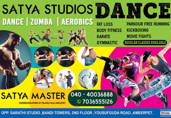Dance – Zumba – Aerobics